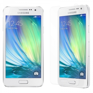 3x Folie na display / screen protector na Samsung Galaxy A3