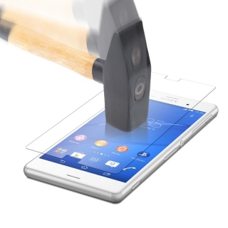 Ultraodolná fólie na display / screen protector pro Sony Xperia Z3 Compact