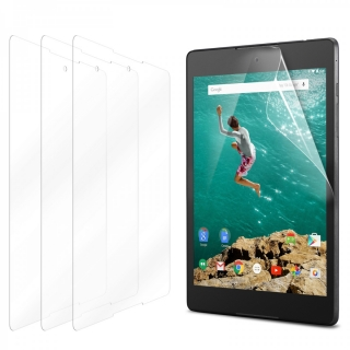 3x Folie na display / screen protector na Google Nexus 9