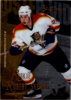 Hokejová karta Robert Švehla Pinnacle Select 1995-96 Rookie č. 115