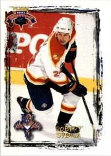 hokejová karta Robert Švehla Fleer NHL Picks 1996-97 č. 42