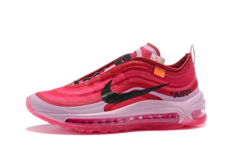 Air Max 97 - OFF white Pink