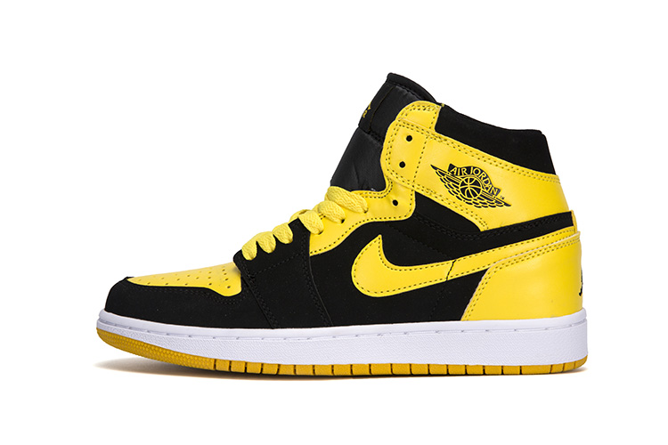 Air Jordan 1 Yellow/Black
