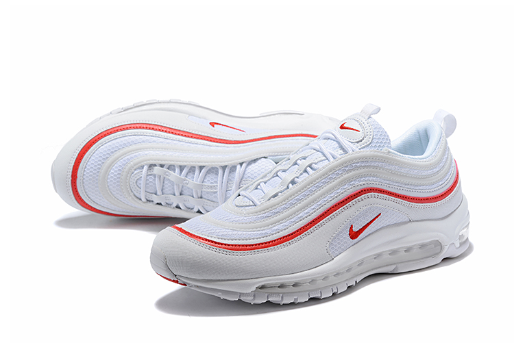 Air Max 97 - White/Red line