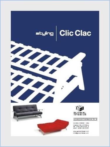 CLIC-CLAC, SLIDER - každodenní užití