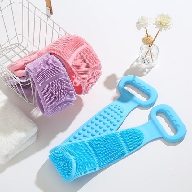 Silikonový masážní pás do koupele