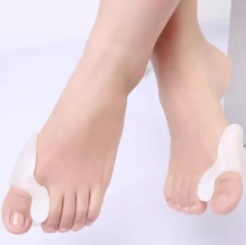FOOT CARE B7281: silikonové korektory palce 2 kusy