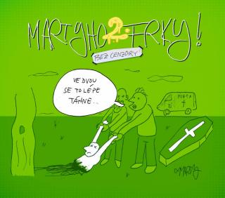Martyho frky 2. - Marty Pohl