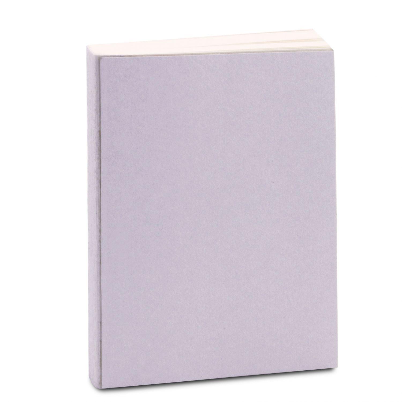 Papírový zápisník - Vícebarevná barva