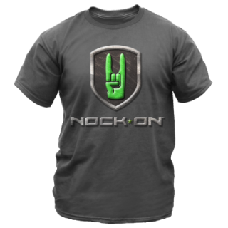 Tričko Nock On Metal Tee