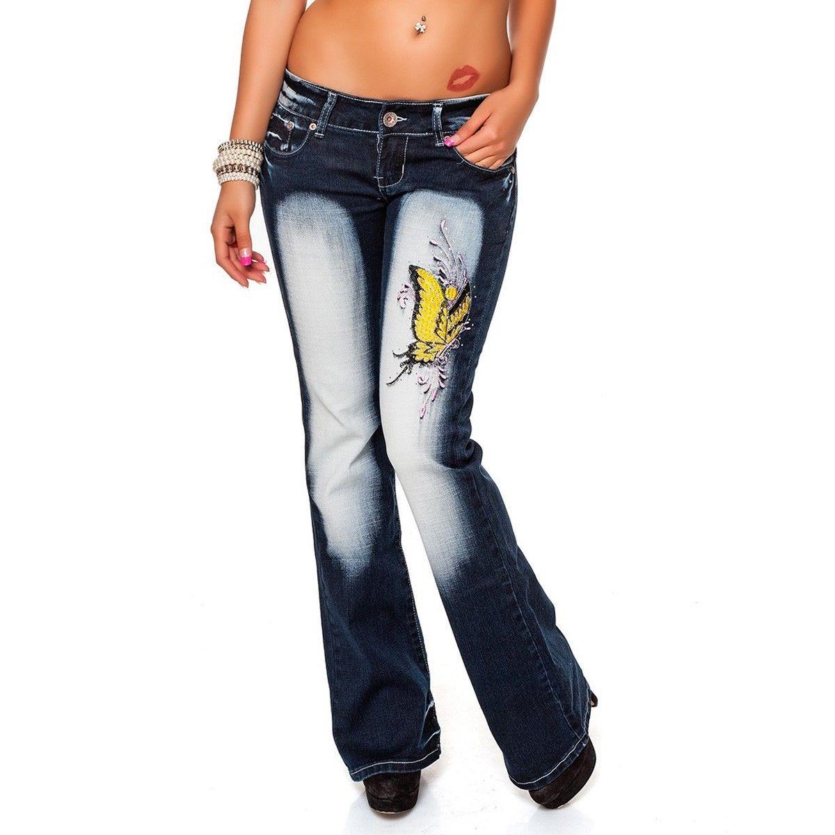 Dámské jeans CRAZY AGE - vel. 40 297625bb2a