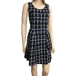 Dámské letní šaty s proužky - černé - vel. M L empty 4022696936