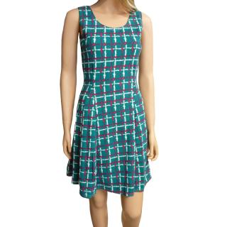 Dámské letní šaty s proužky - zelené - vel. M L empty 4084d09c6e