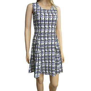 Dámské letní šaty s proužky - bílé - vel. L XL empty e80fc311b6
