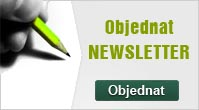 Registrace newsletteru