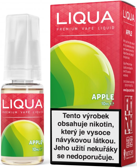 Liquid LIQUA CZ Elements Apple 10ml