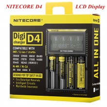 Nitecore DigiCharger D4 LCD