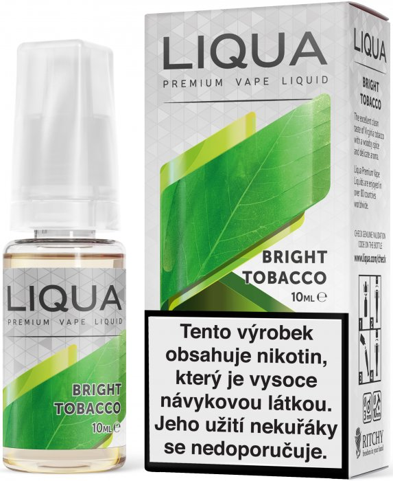 Liquid LIQUA CZ Elements Bright Tobacco 10ml