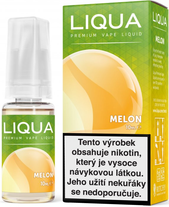 Liquid LIQUA CZ Elements Melon 10ml