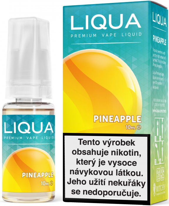Liquid LIQUA CZ Elements Pineapple 10ml