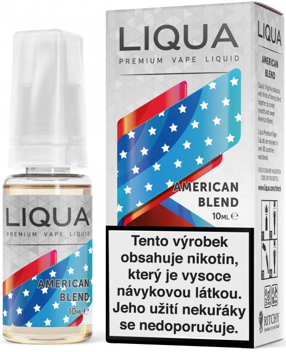 Liquid LIQUA CZ Elements American Blend 10ml