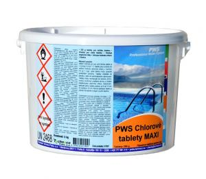 3 KG CHLOR TABLETY MAXI