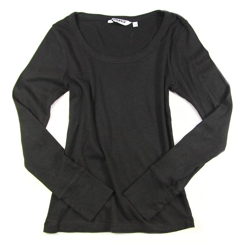 Černé tričko s dlouhým rukávem-vel.140 10bf940beb