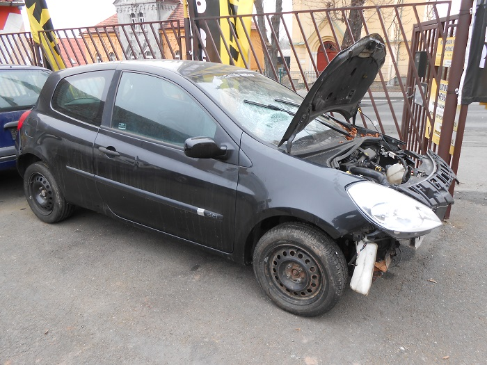 Renault Clio III 1,5 dCi, r. v. 2006