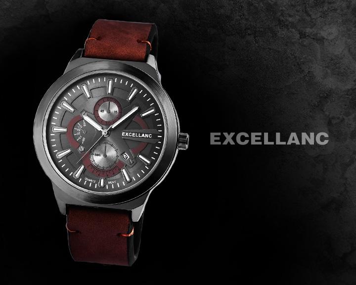 Pánske hodinky EXCELLANC SI225 6eb2bcd6ab