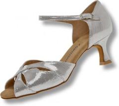 Diamant latina dámská taneční obuv stříbrná 275d4d0c84