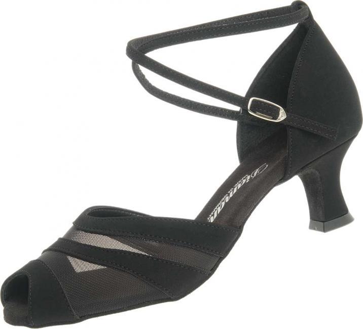 Diamant latina dámská taneční obuv černá empty eeafc15b9f