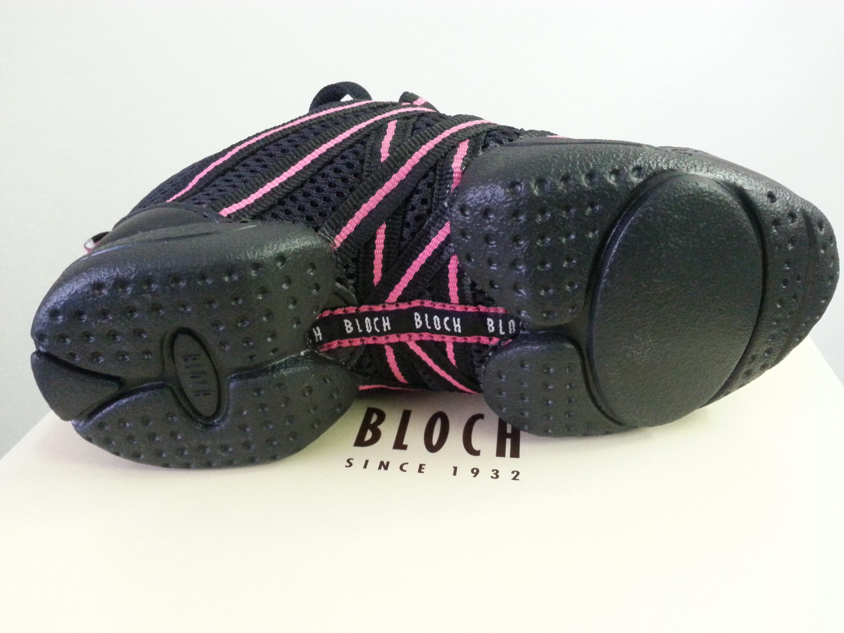 f63f1039d86b5 TANEČNÍ OBUV | Bloch CRISS CROSS sneakers taneční obuv dětská černá ...