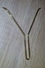Vlaštovka, kov mosaz