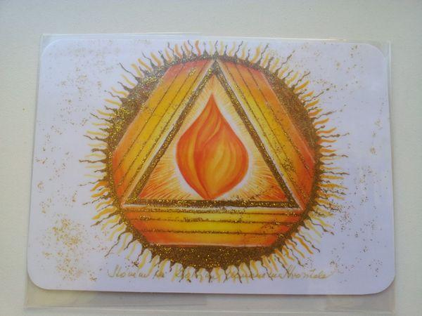 Stávám na Zlatých plamenech Stvořitele