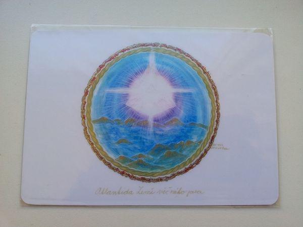 Atlantida Země věčného jara