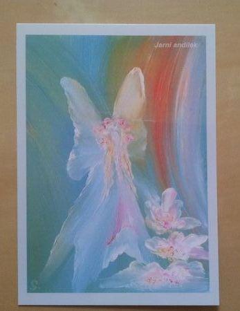 Jarní andílek