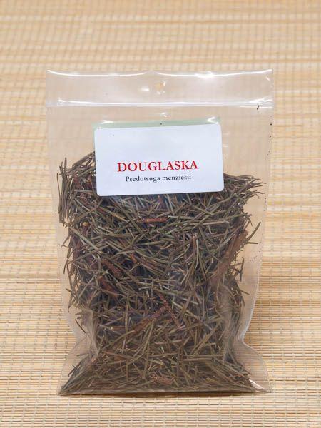 Douglaska – jehličí