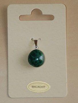 Přívěsek - Malachit kámen