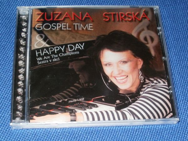 CD Zuzana Stirská - Gospel Time - Happy Day