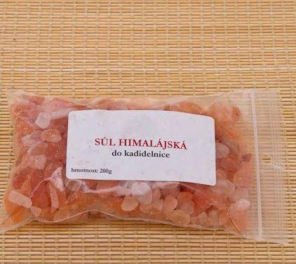 Sůl himalájská