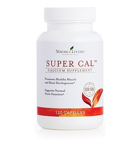 SuperCal 120 kapslí Young Living
