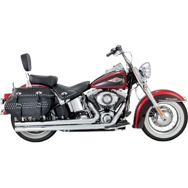 Výfuk VANCE AND HINES BIG SHOTS STAGGERED na Softail 12-13