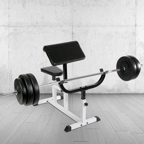 Tréninková lavice pro posílení bicepsů - 6