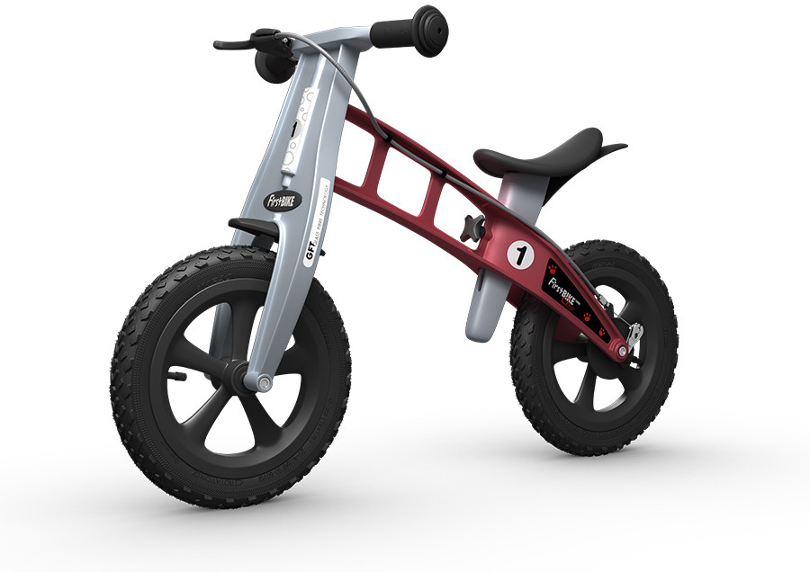 FirstBIKE CROSS RED