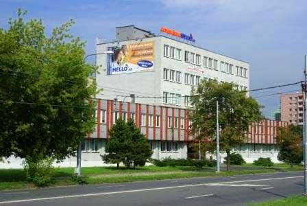 Fotografie budovy