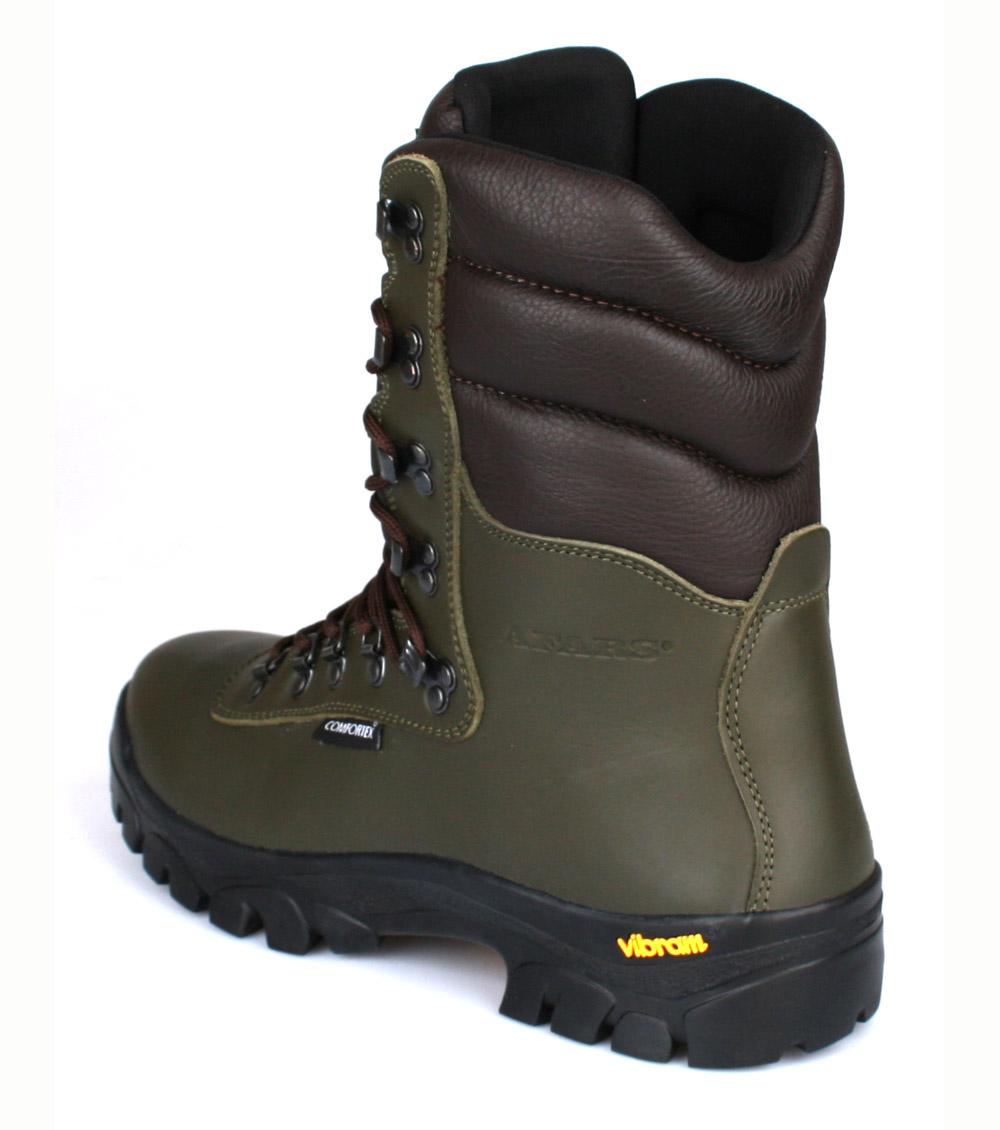 Lovecká obuv holeňová Afars Lapland High d43099ecd2