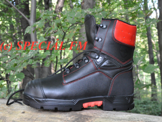 Protipořezová obuv s membránou GORE-TEX f37c64a35eb