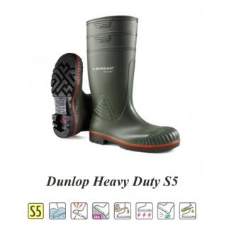 Holínky Dunlop Heavy Duty S5 za vynikající cenu 2c021bf476