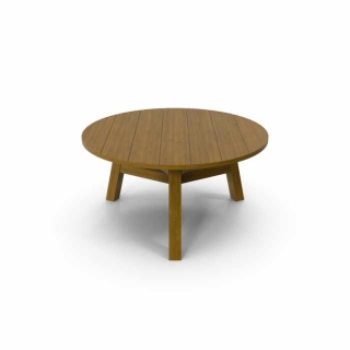 Rounded table t03